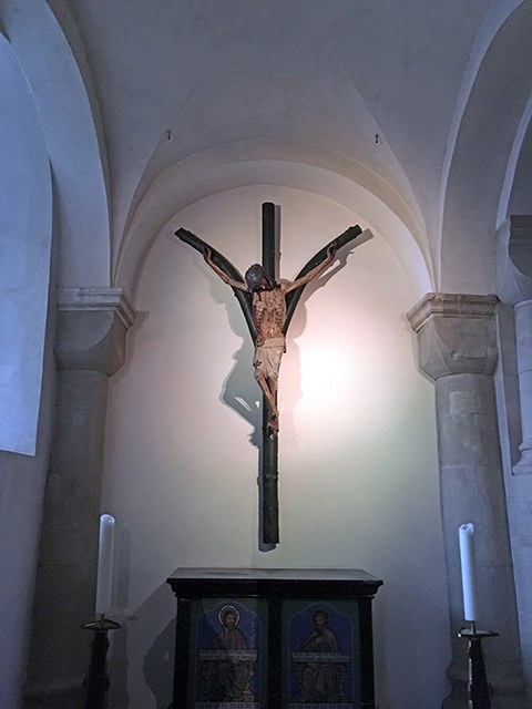 Gabelkreuz